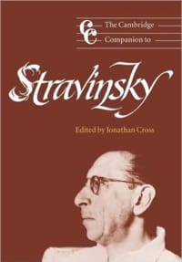 The Cambridge companion to Stravinsky - laflutedepan.com