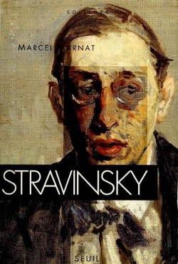 Stravinsky Marcel MARNAT Livre Les Hommes - laflutedepan