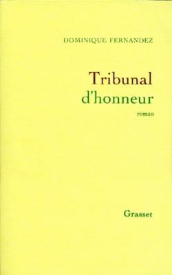 Dominique Fernandez - Tribunal d'honneur - Partition - di-arezzo.fr