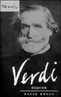 Verdi Requiem David Rosen Livre Les Oeuvres - laflutedepan