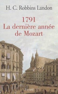 1791, la dernière année de Mozart laflutedepan
