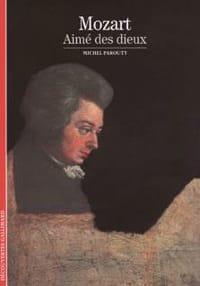 Mozart aimé des dieux - Michel PAROUTY - Livre - laflutedepan.com