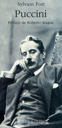 Puccini - Sylvain FORT - Livre - Les Hommes - laflutedepan.com