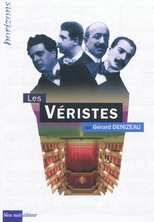 Les véristes - Gérard DENIZEAU - Livre - laflutedepan.com