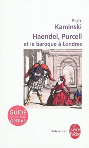 Piotr KAMINSKI - Haendel, Purcell and Baroque in London - Book - di-arezzo.com