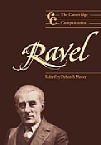 The Cambridge companion to Ravel - Deborah MAWER - laflutedepan.com