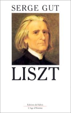 Liszt - Serge GUT - Livre - Les Hommes - laflutedepan.com