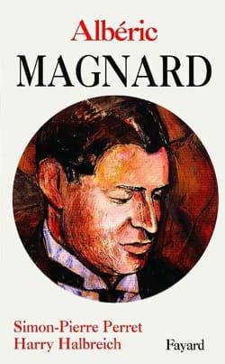 Albéric Magnard PERRET Simon-Pierre / HALBREICH Harry laflutedepan