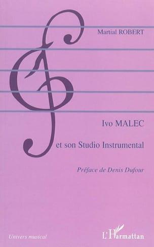 Ivo Malec et son studio instrumental - laflutedepan.com