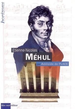 Etienne-Nicolas Méhul - Adélaïde de PLACE - Livre - laflutedepan.com