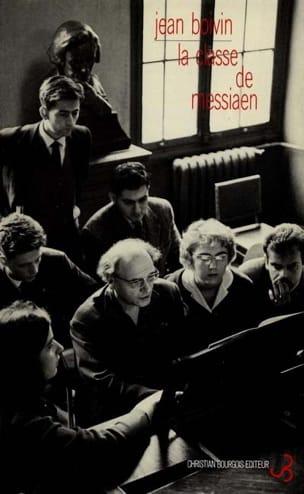 La classe de Messiaen - Jean Boivin - Livre - laflutedepan.com