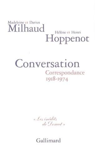 Conversation : correspondance avec Hélène et Henri Hoppenot (1918-1974) - laflutedepan.com