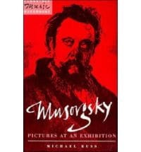 Michael RUSS - Musorgsky pictures at an exhibition - Livre - di-arezzo.fr