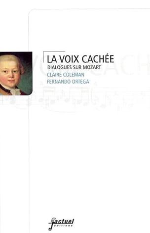 La voix cachée : dialogues sur Mozart - laflutedepan.com