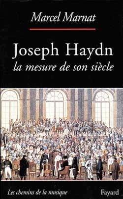 Marcel MARNAT - Joseph Haydn - Livre - di-arezzo.fr