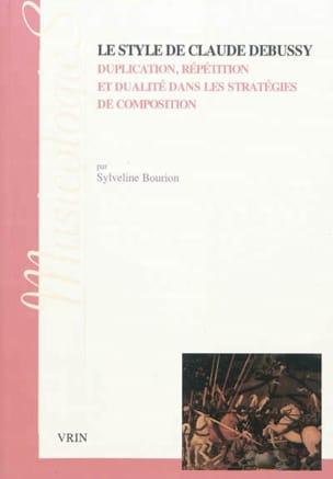 Le style de Claude Debussy - Sylveline BOURION - laflutedepan.com