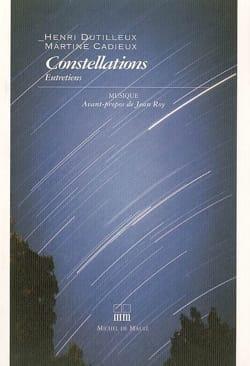 Constellations : entretiens - laflutedepan.com