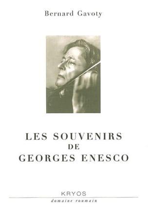 Les souvenirs de Georges Enesco laflutedepan