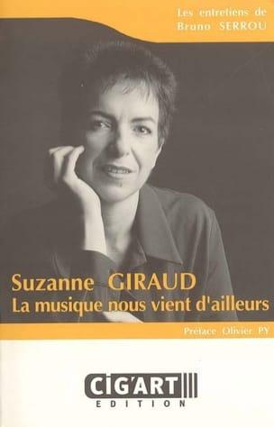 Suzanne Giraud : la musique nous vient d'ailleurs - laflutedepan.com