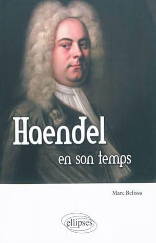 Haendel en son temps Marc BELISSA Livre Les Hommes - laflutedepan