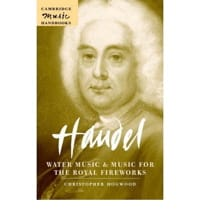Handel : Water music and Music for the royal fireworks - laflutedepan.com