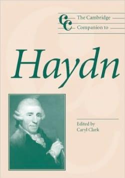 The Cambridge companion to Haydn (Livre en anglais) - laflutedepan.com