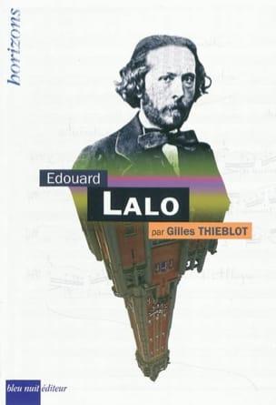 Edouard Lalo Gilles THIEBLOT Livre Les Hommes - laflutedepan