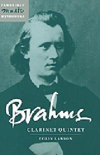 Brahms : clarinet quintet Colin LAWSON Livre laflutedepan