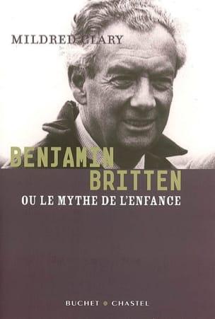 Benjamin Britten - Mildred CLARY - Livre - laflutedepan.com