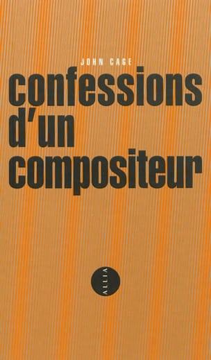 Confessions d'un compositeur / A composer's confessions - laflutedepan.com