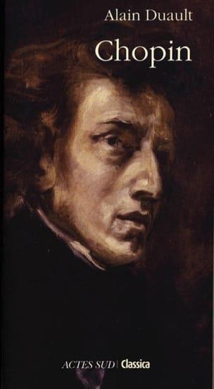 Frédéric Chopin - Alain DUAULT - Livre - Les Hommes - laflutedepan.com