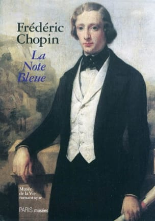Frédéric Chopin : la note bleue - Livre - laflutedepan.com