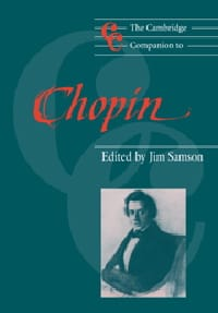 The Cambridge companion to Chopin - laflutedepan.com