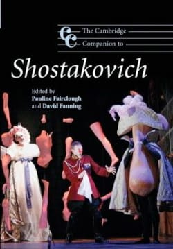 The Cambridge Companion to Shostakovich (Livre en anglais) - laflutedepan.com