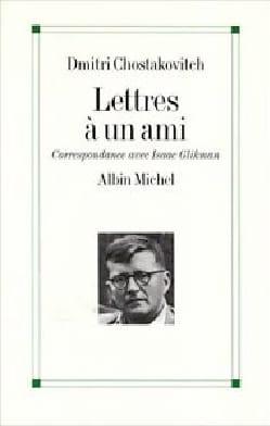 Lettres à un ami : correspondance avec Isaac Glikman (1941-1975) - laflutedepan.com