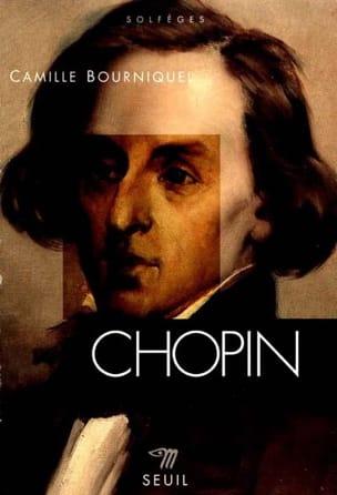 Chopin - Camille BOURNIQUEL - Livre - Les Hommes - laflutedepan.com