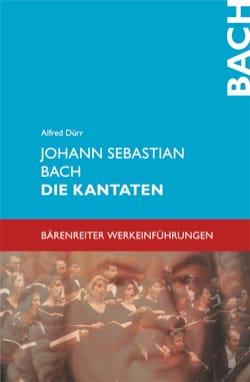 Alfred DÜRR - Johann Sebastian Bach : die kantaten - Livre - di-arezzo.ch