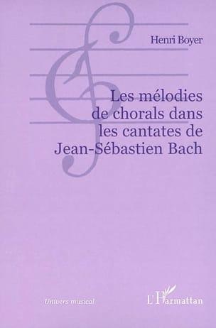 Les mélodies de chorals dans les cantates de Jean-Sébastien Bach laflutedepan
