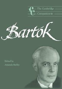 The Cambridge companion to Bartók Amanda BAYLEY Livre laflutedepan