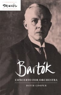 Bartók : Concerto for orchestra - David COOPER - laflutedepan.com
