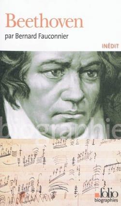 Beethoven - Bernard FAUCONNIER - Livre - Les Hommes - laflutedepan.com