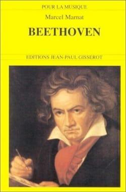 Beethoven Marcel MARNAT Livre Les Hommes - laflutedepan