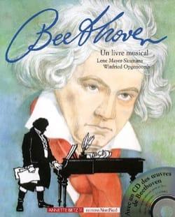 Beethoven : un livre musical - laflutedepan.com