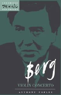 Berg violin concerto - Anthony POPLE - Livre - laflutedepan.com
