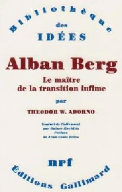Alban Berg : le maître de la transition infime laflutedepan