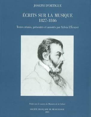Ecrits sur la musique, 1827-1846 - laflutedepan.com