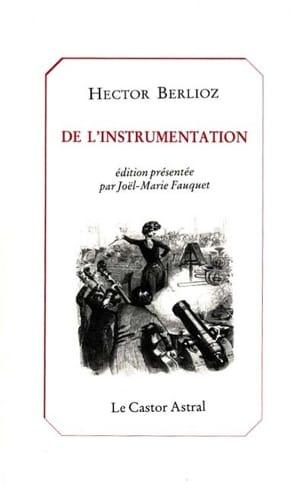 Hector BERLIOZ - De l'instrumentation - Livre - di-arezzo.fr