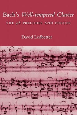 Bach's Well-tempered Clavier: The 48 Preludes and Fugues - laflutedepan.com