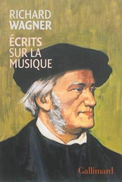 Écrits sur la musique WAGNER Livre Les Hommes - laflutedepan