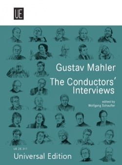 Gustav Mahler : The Conductors' Interviews laflutedepan
